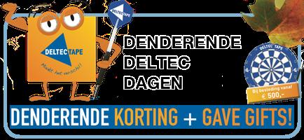 Denderende Deltec Dagen Oktober 2016