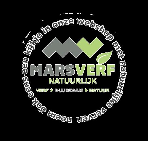 Nieuw - Mars Verf levert nu ook verven op compleet natuurlijke basis - neem eens een kijkje in onze nieuwe WebShop